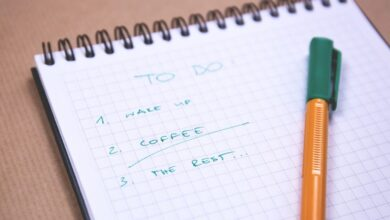 Photo of Seven time management tips for happier (and healthier) days