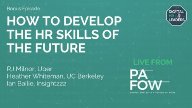 Photo of How to develop the HR skills of the future