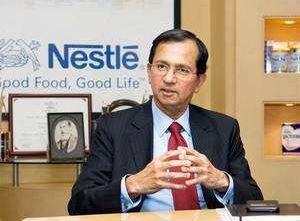 Photo of Time for people, purpose and partnerships to come before profit: Suresh Narayanan, Nestlé India