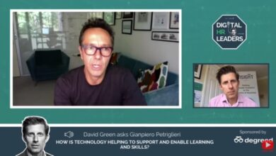 Photo of HOW IS TECHNOLOGY HELPING TO SUPPORT AND ENABLE LEARNING AND SKILLS? With Gianpiero Petriglieri