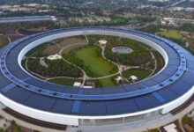 Photo of Inside The $5 Billion Apple Headquarters