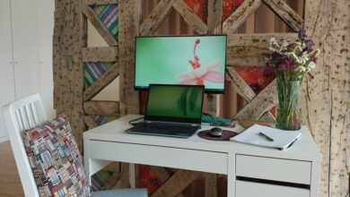 Photo of Working from home: A guide to creating a healthy and productive workspace at home