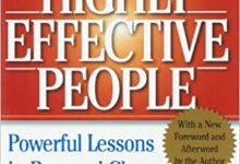 Photo of The 7 Habits of Highly Effective People: Powerful Lessons in Personal Change