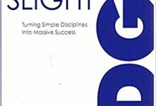 Photo of The Slight Edge: Turning Simple Disciplines Into Massive Success