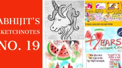 Photo of Watermelons, book covers & 4 year olds – Issue 19