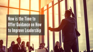 Photo of Now is the Time to Offer Guidance on How to Improve Leadership