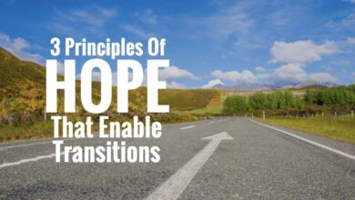 Photo of 3 Principles of Hope That Enable Transitions