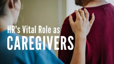 Photo of HR's Vital Role as Caregivers