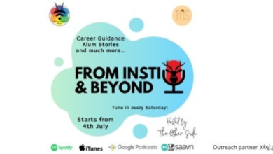 Photo of From Insti and Beyond: An IITM Podcast for the Professional World