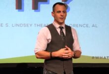 Photo of Beyond feel good initiatives: science on mental health @ work | Justin W Carter PhD | TEDxWilsonPark