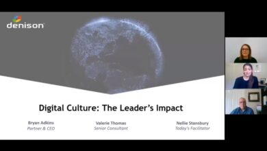 Photo of Digital Culture The Leader's Impact