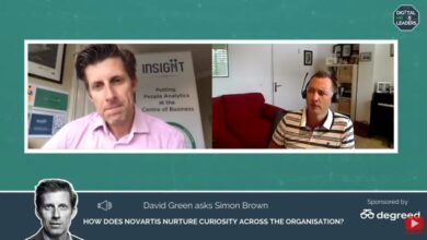 Photo of HOW DOES NOVARTIS NURTURE LEARNING CURIOSITY? Interview with Simon Brown