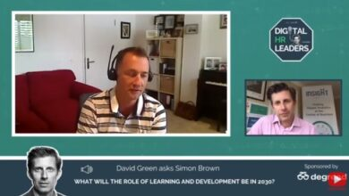 Photo of WHAT WILL THE ROLE OF LEARNING AND DEVELOPMENT BE IN 2030? Interview with Simon Brown