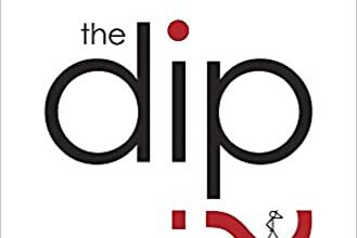 Photo of The Dip by Seth Godin (2007)