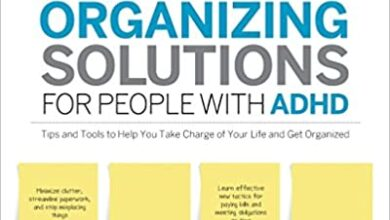 Photo of Organizing Solutions for People with ADHD, 2nd Edition-Revised and Updated: Tips and Tools to Help You Take Charge of Your Life and Get Organized
