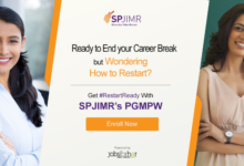 Photo of Get Restart Ready with SPJIMR