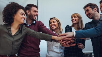 Photo of Try These 4 Techniques For Building Team Trust