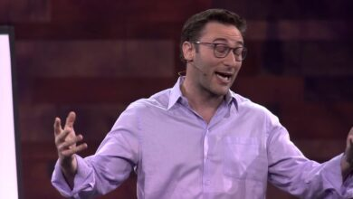 Simon Sinek Leadership Game
