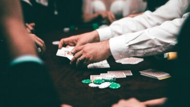 Lessons from Poker